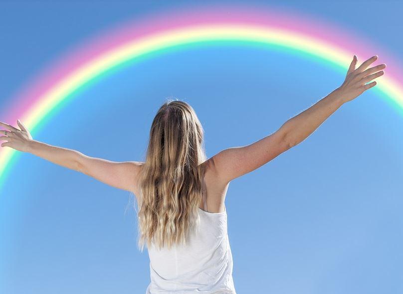Frasi sull'arcobaleno