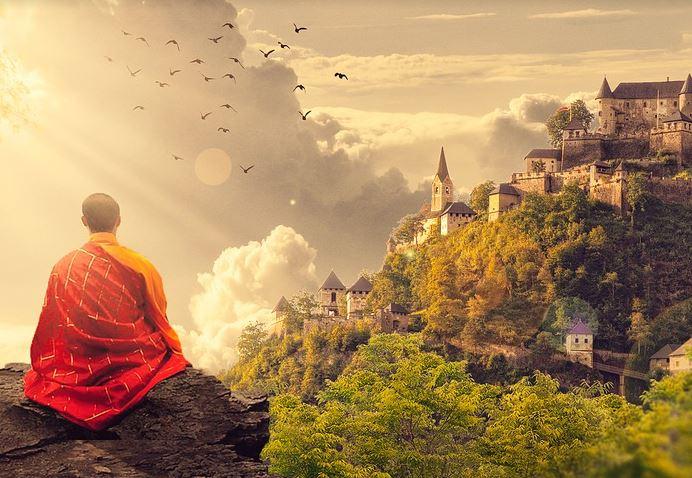 Frasi sulla meditazione