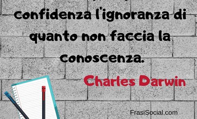Frasi di Charles Darwin