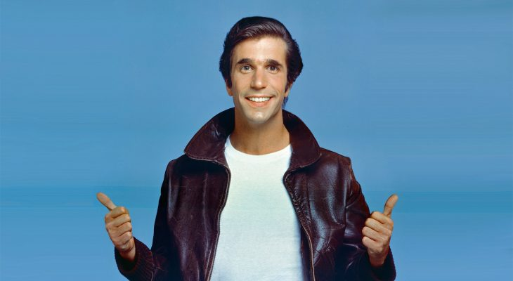 Frasi Fonzie Happy Days