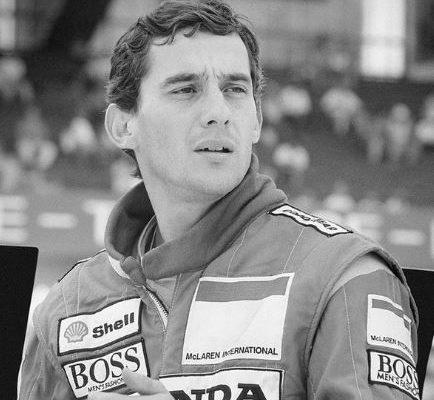Ayrton Senna frasi
