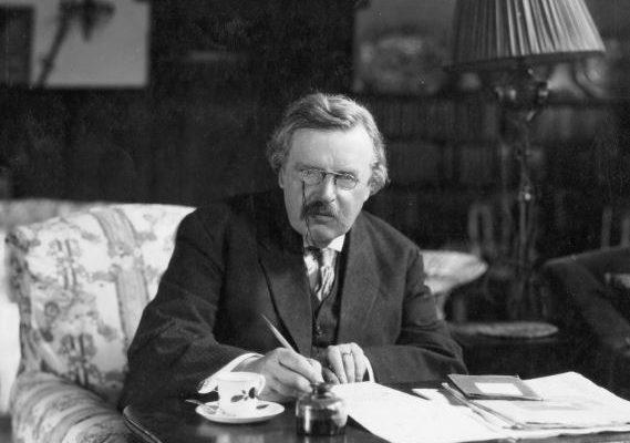 Chesterton citazioni