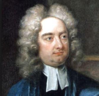 Jonathan Swift biografia