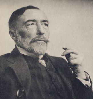 Joseph Conrad frasi celebri