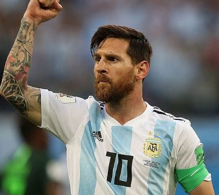 Lionel Messi frasi