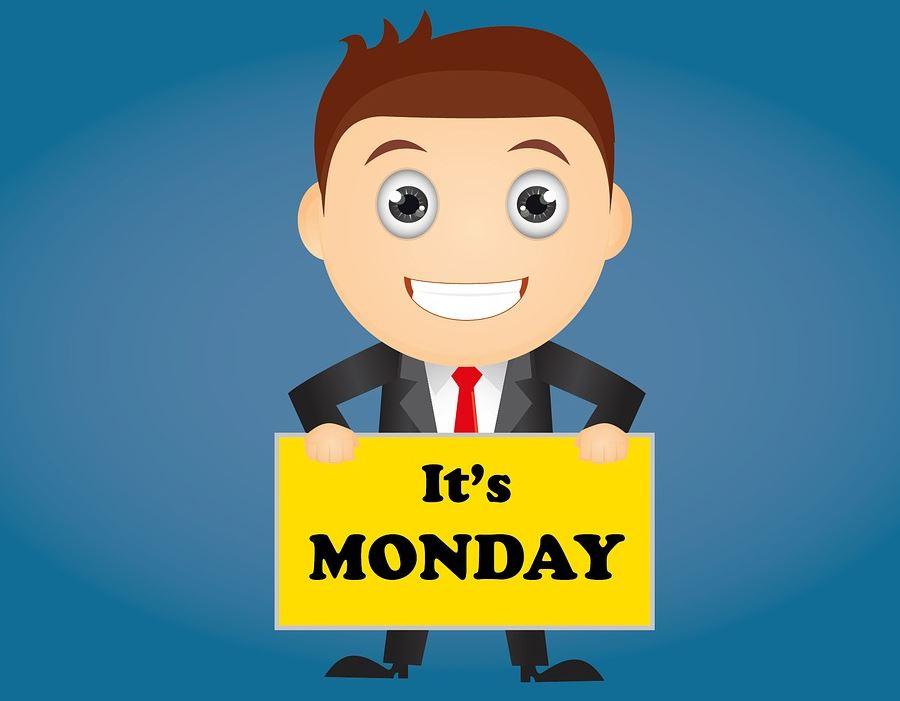 Frasi sul lunedì