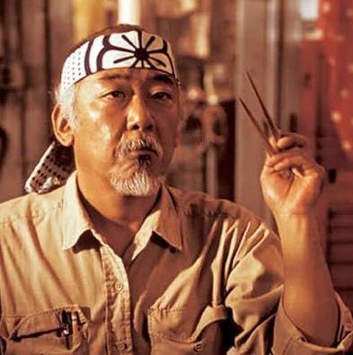 Frasi Maestro Miyagi