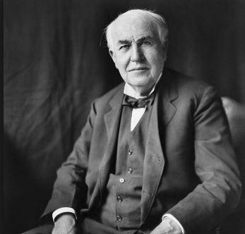 Thomas Edison frasi