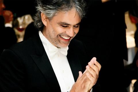 Andrea Bocelli frasi