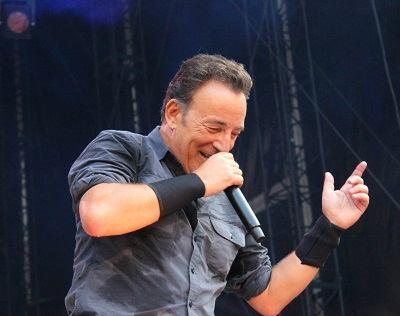 Bruce Springsteen frasi