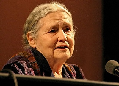 Doris Lessing frasi