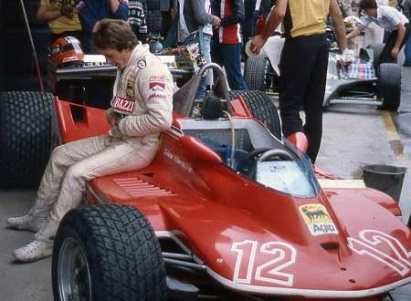Gilles Villeneuve frasi
