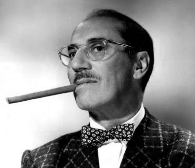Groucho Marx frasi