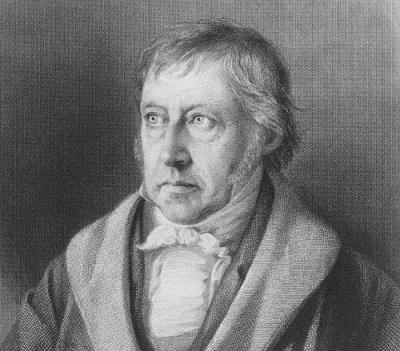 Hegel frasi