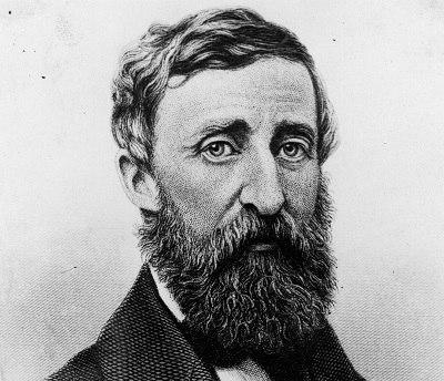 Henry David Thoreau frasi