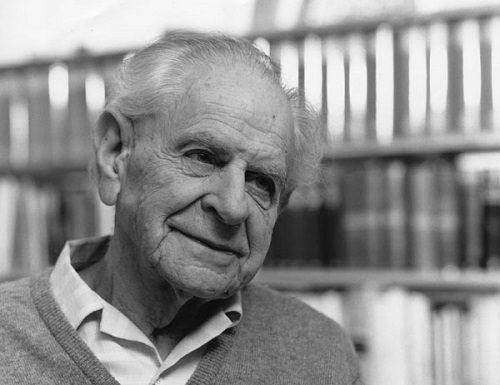 Karl Popper frasi