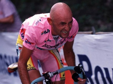 Marco Pantani frasi