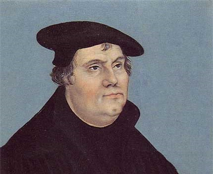 Martin Lutero frasi
