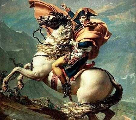 Napoleone Bonaparte frasi