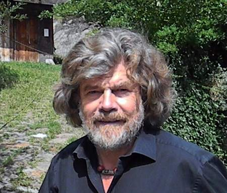 Reinhold Messner frasi