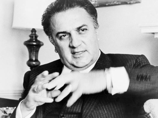 Federico Fellini frasi