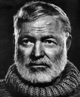 Hemingway frasi