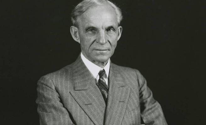 Henry Ford frasi