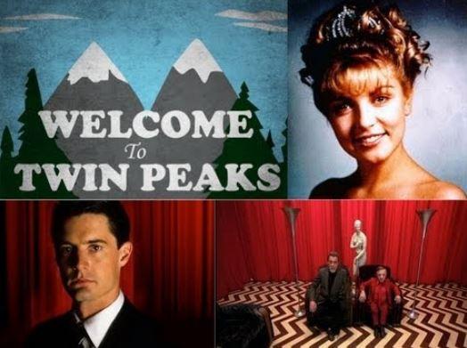 Le fresi di I segreti di Twin Peaks