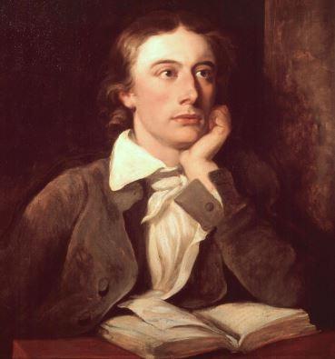 John Keats frasi