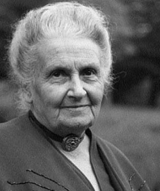 Maria Montessori frasi