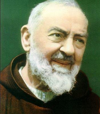 Padre Pio frasi