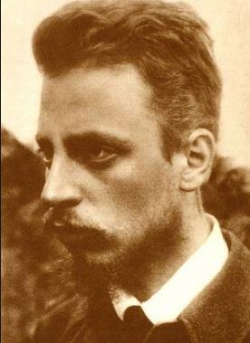 Frasi di Rilke