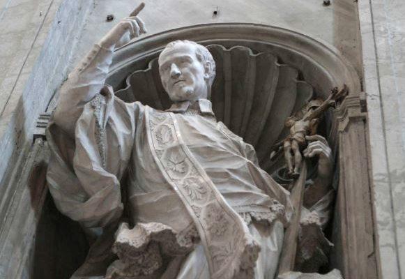 San Vincenzo frasi