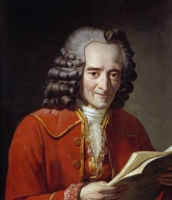 Voltaire frasi