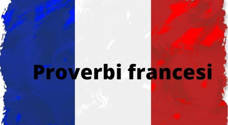 proverbi francesi traduzione