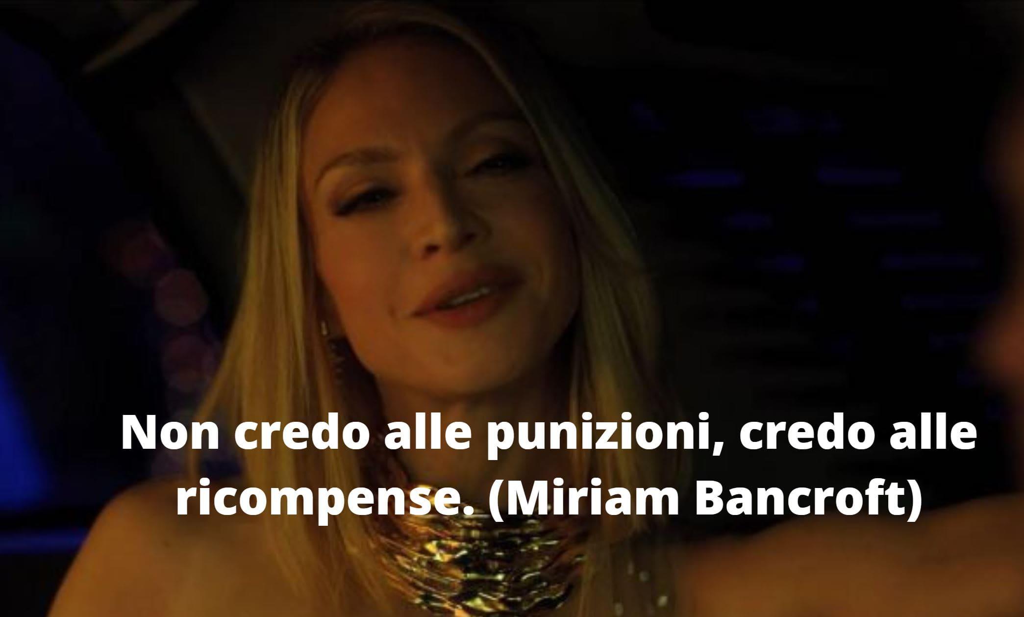 Miriam Bancroft frasi e citazioni